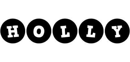 Holly tools logo