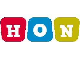 Hon kiddo logo