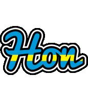 Hon sweden logo