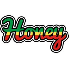 Honey african logo