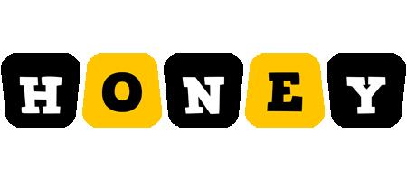 Honey boots logo