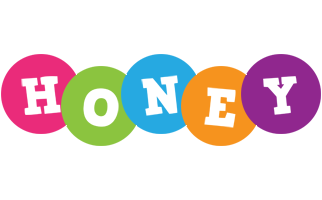 Honey friends logo