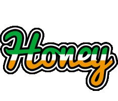 Honey ireland logo