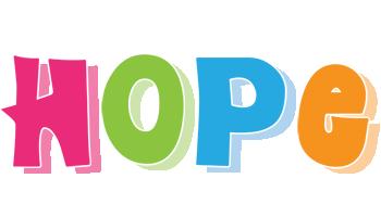 Hope friday logo