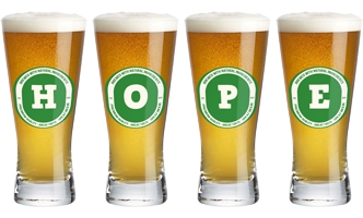 Hope lager logo
