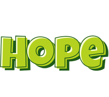 Hope summer logo