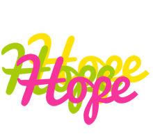 Hope sweets logo