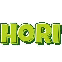 Hori summer logo