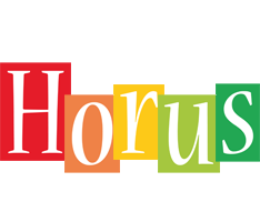 Horus colors logo