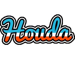 Houda america logo