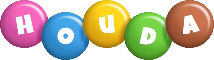 Houda candy logo