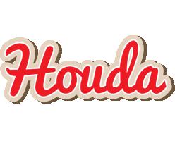 Houda chocolate logo