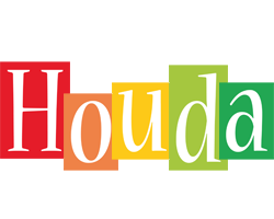 Houda colors logo