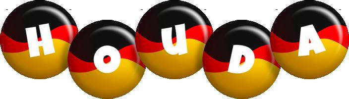 Houda german logo
