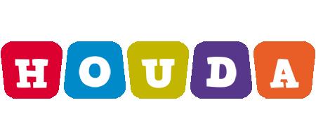 Houda kiddo logo