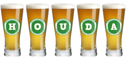 Houda lager logo