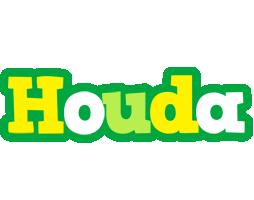 Houda soccer logo
