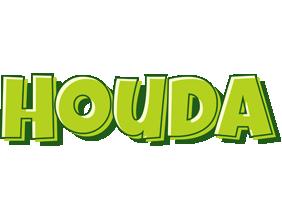 Houda summer logo