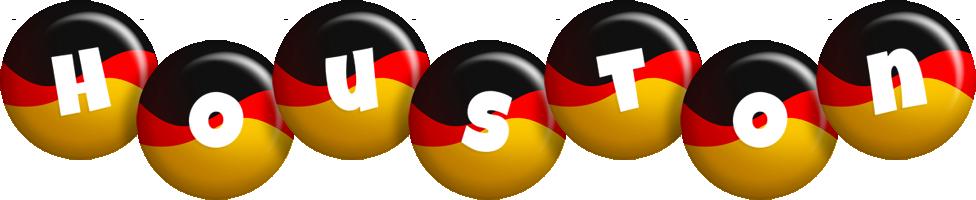 Houston german logo