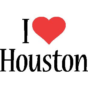 Houston i-love logo