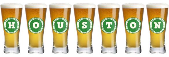 Houston lager logo