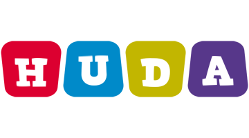 Huda daycare logo
