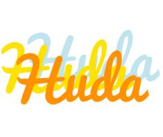 Huda energy logo