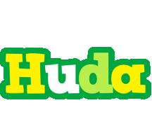 Huda soccer logo