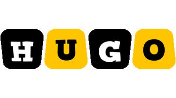 Hugo boots logo