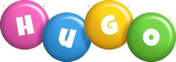 Hugo candy logo