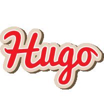 Hugo chocolate logo