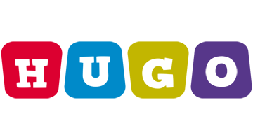 Hugo daycare logo