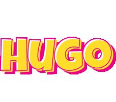 Hugo kaboom logo