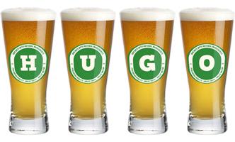 Hugo lager logo