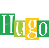 Hugo lemonade logo