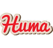 Huma chocolate logo