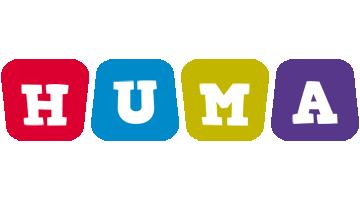 Huma daycare logo