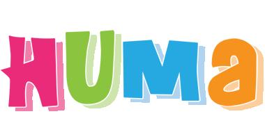 Huma friday logo