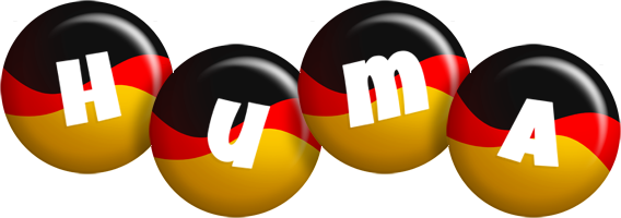 Huma german logo