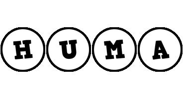 Huma handy logo