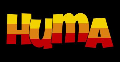 Huma jungle logo