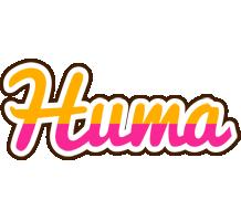 Huma smoothie logo