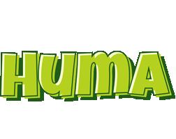 Huma summer logo