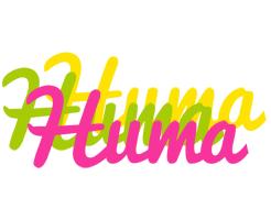Huma sweets logo