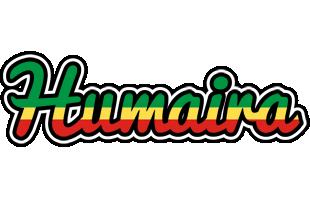Humaira african logo