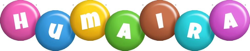 Humaira candy logo