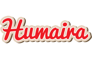 Humaira chocolate logo