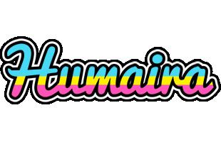 Humaira circus logo