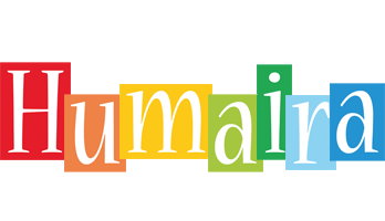 Humaira colors logo