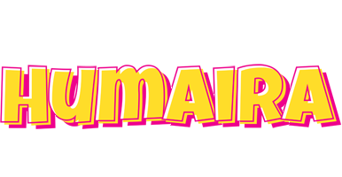 Humaira kaboom logo